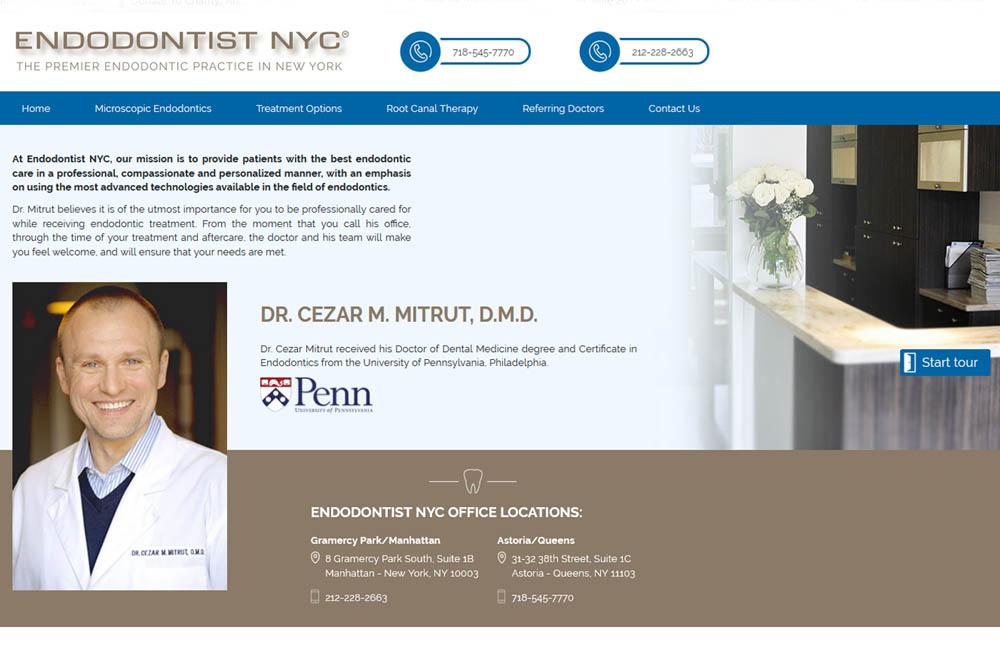 Endodontist NYC - the premier Endodontic practice in New York